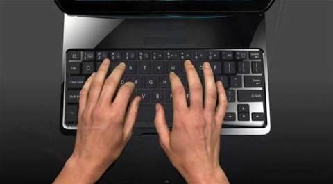 """Belkin unveils """"Ultimate Keyboard Case"""" for iPad"""