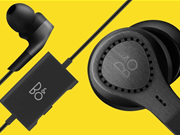 The Beoplay E4 in-ears cancel more noise for maximum enjoyment