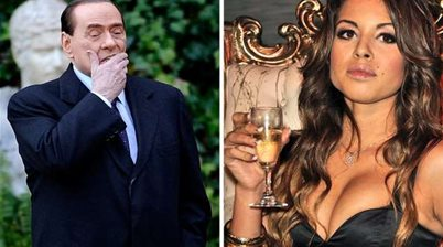 Milan owner Berlusconi given seven-year jail term