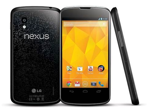 Deal spotted: Get $100 off Google's Nexus 4 phone