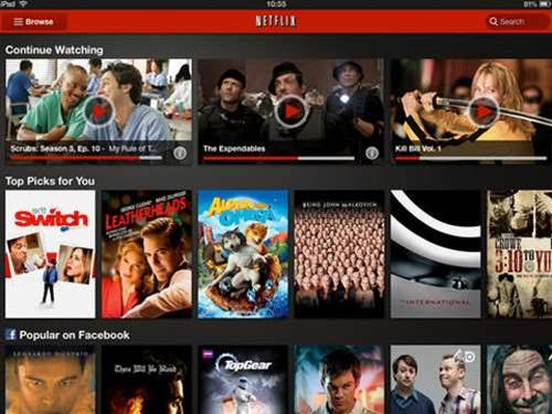 Netflix suffers Christmas Eve outage