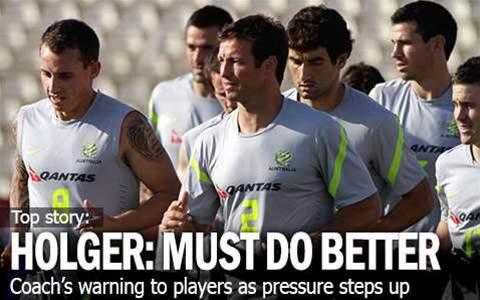 Holger: Roos Must Get Better