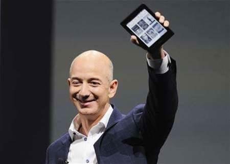 Amazon unwraps larger Kindle Fires