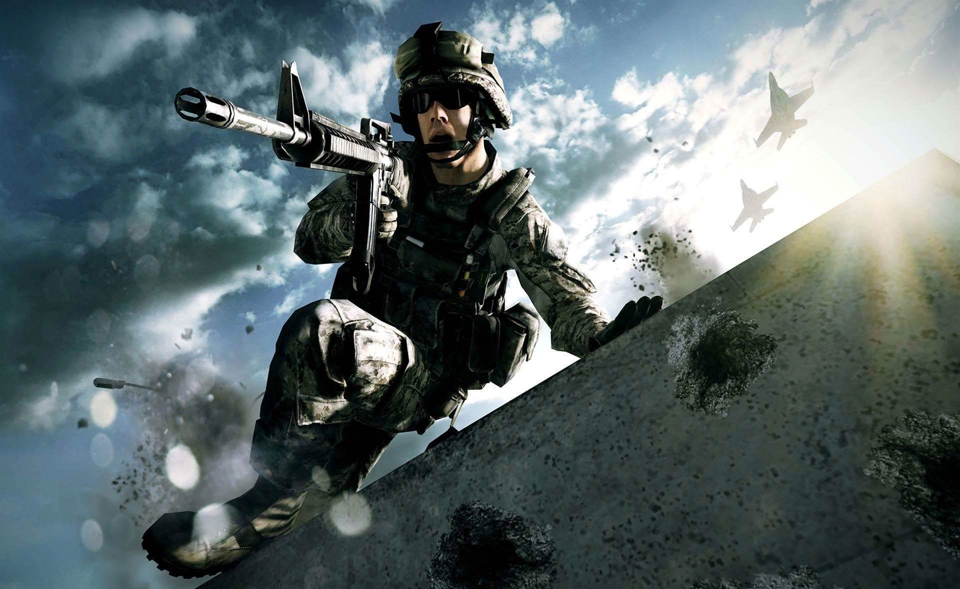 New Battlefield 3 patch to address a mess of fixes