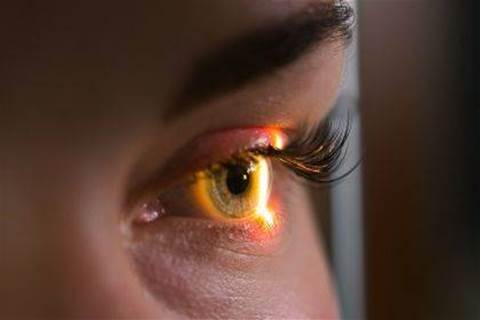 British bank to let customers access accounts using just their eyes