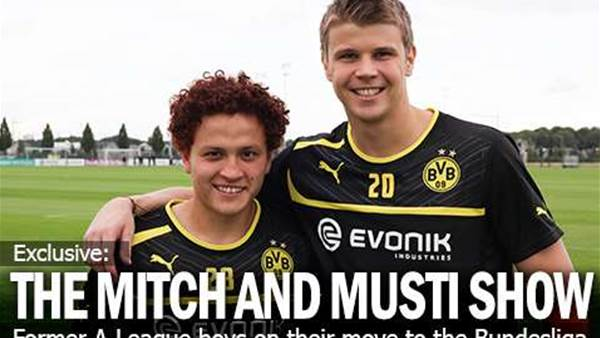 The Mitch And Musti Show