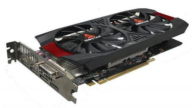 Biostar releases its RX 470D currency mining card