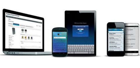 BlackBerry Work Space for iOS, Android gets US clearance