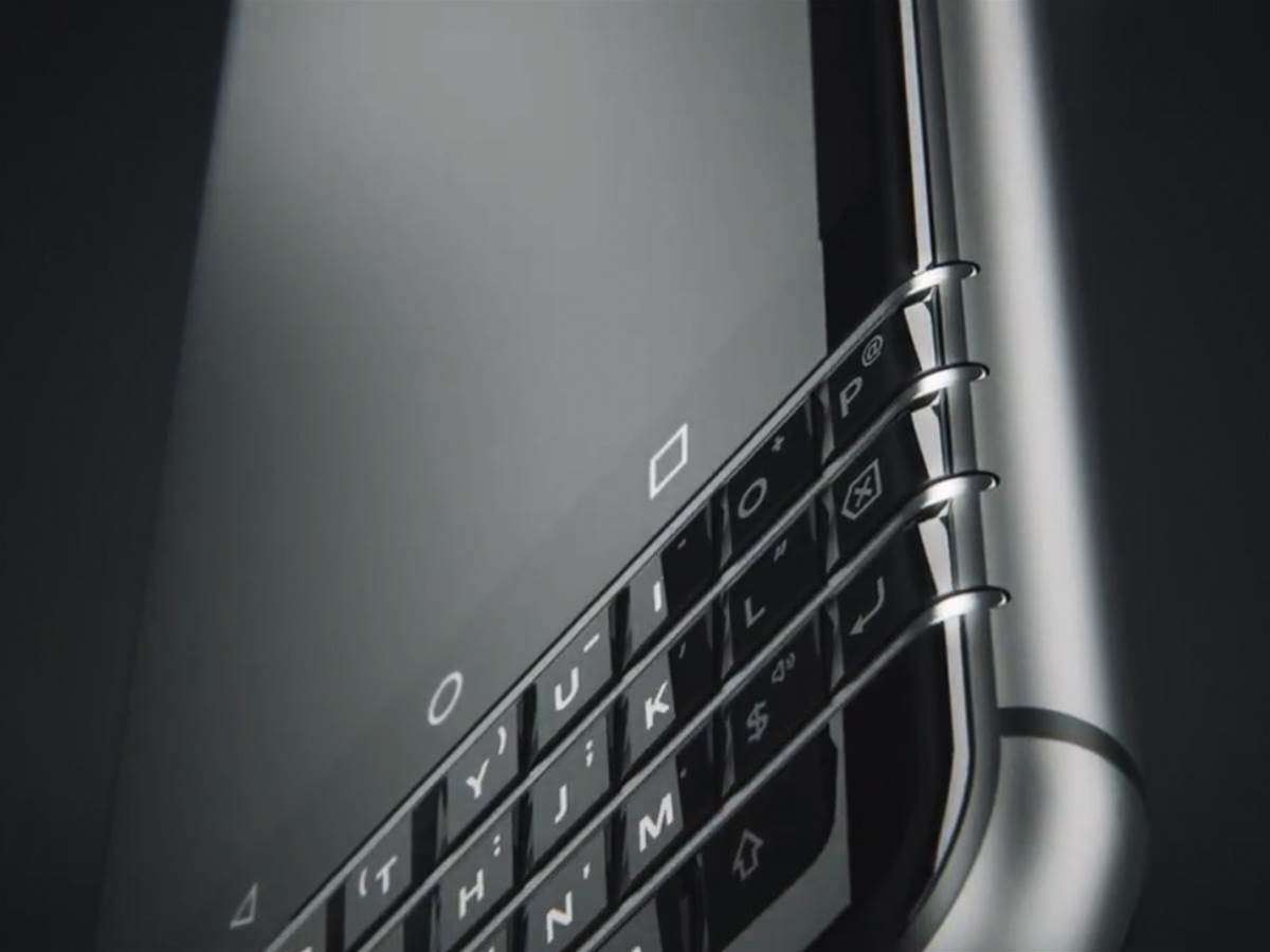 The classic Blackberry is back - and it's coming in February
