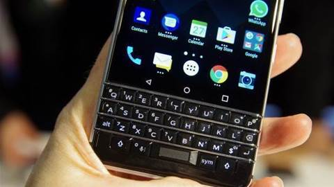 A phone for keyboard fans: hands-on with the BlackBerry KeyOne