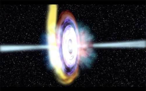 Aussie Scientists Grab First Radio Waves From Intermediate Sized Black Hole