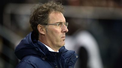 Blanc laments PSG's second-half performance