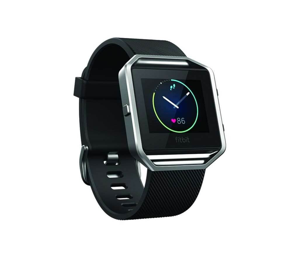 One Minute Review: Fitbit Blaze