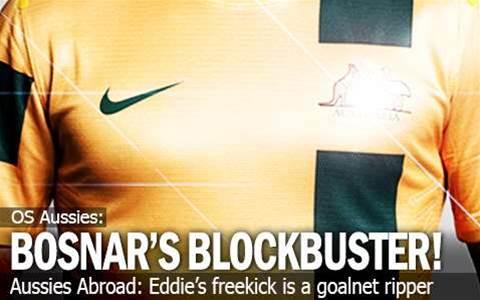 OS Aussies: Bosnar's Blockbuster