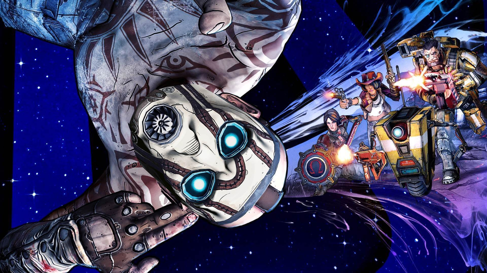 Humble Bundle gets stuffed full of Borderlands
