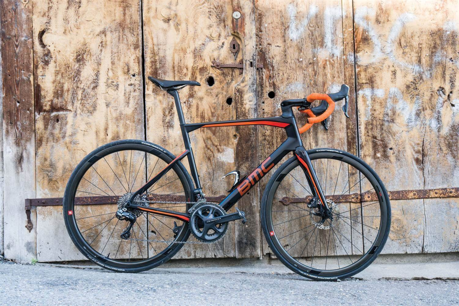 TESTED: BMC Roadmachine 01