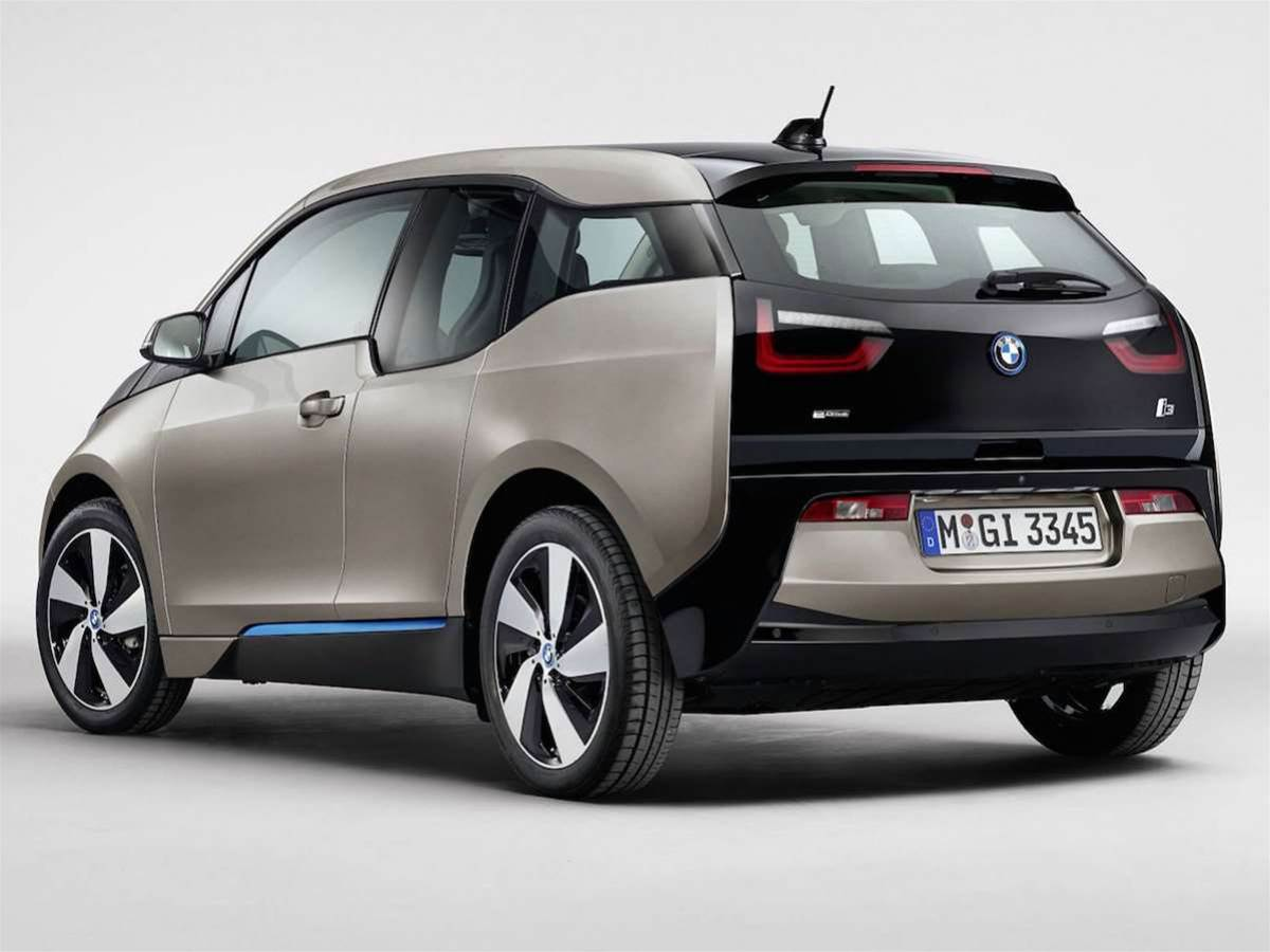 Apple may be basing its electric car on the BMW i3