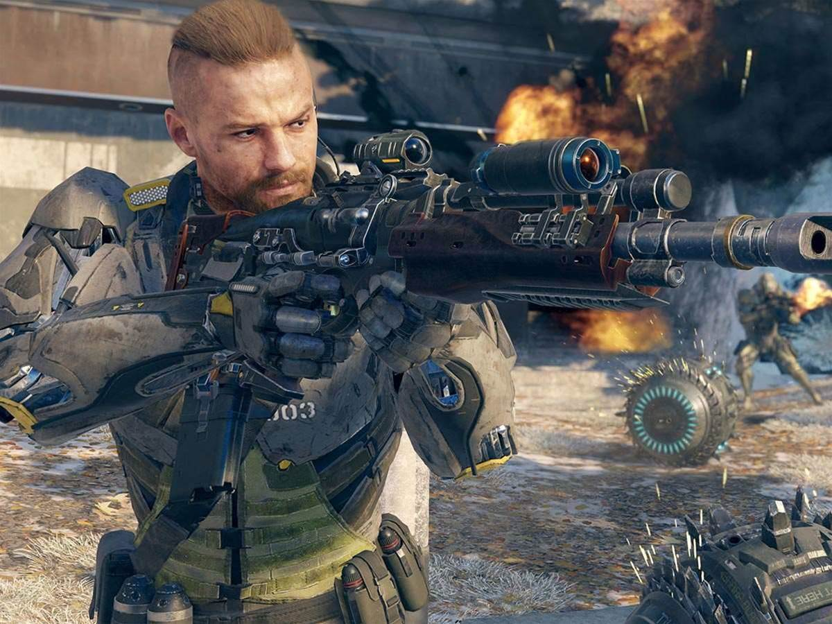 Call of Duty films a reality as Activision sets up movie studio