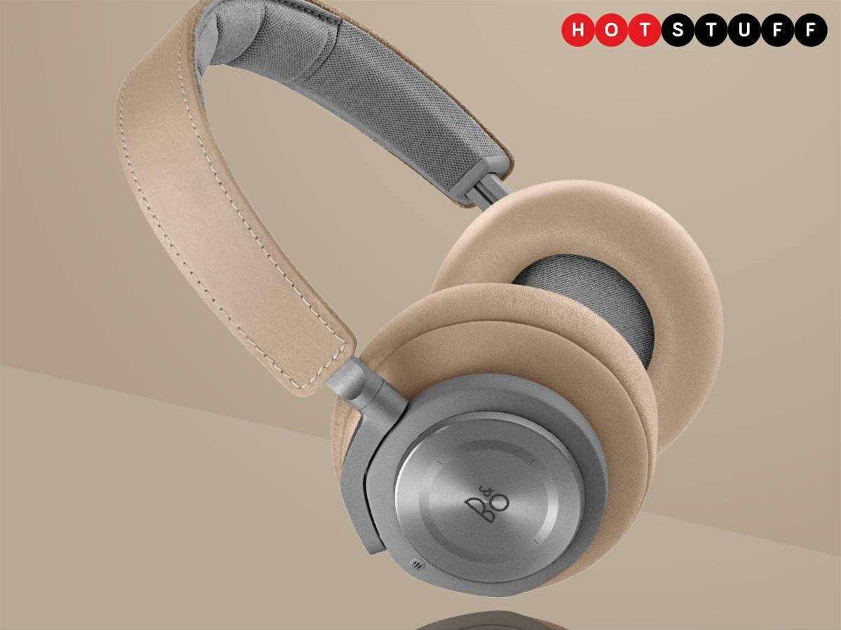 The Beoplay H9 headphones cancel out all the bad noises