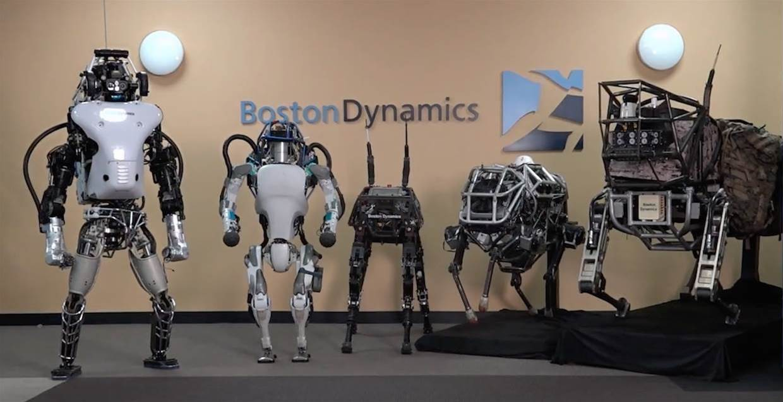 SoftBank to buy Boston Dynamics from Google