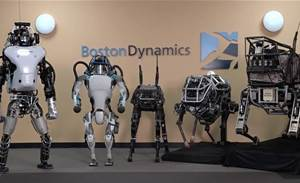 SoftBank to buy Boston Dynamics from Google