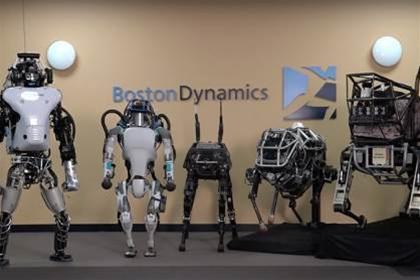 Google sells robot arms to SoftBank