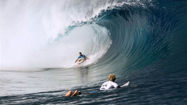 Michel Bourez - Pre Teahupo'o Insight