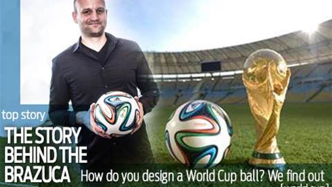 The story behind brazuca...