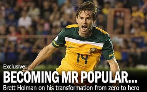 Becoming Mr Popular - Brett Holman