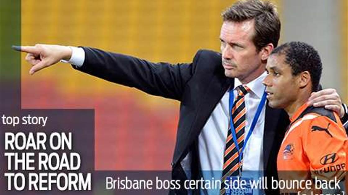 Brisbane Roar on the road to reform