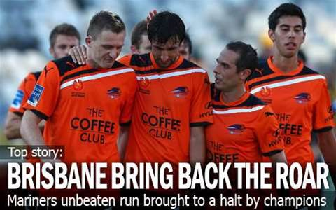 Brisbane Roar Back Into Title Contention