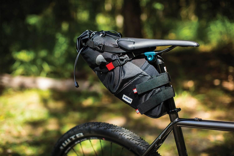 TESTED: Azur bikepacking bags