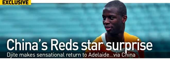 China's Reds Star Surprise