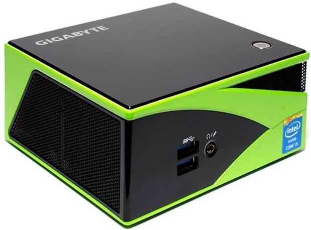 Review: Gigabyte GB-BXI5G-760 BRIX Gaming