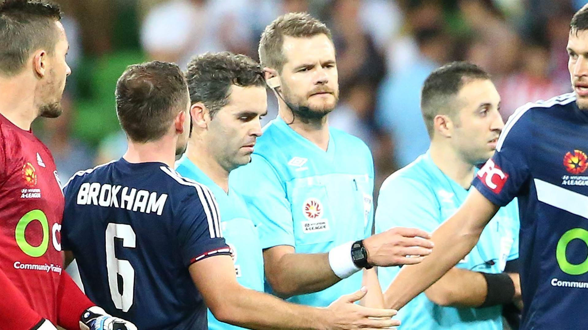Broxham: Video refs only a good thing