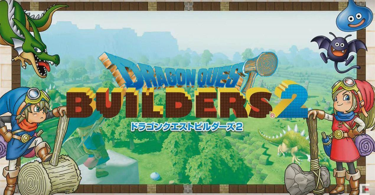 Dragon Quest Builders 2 now officially a thing