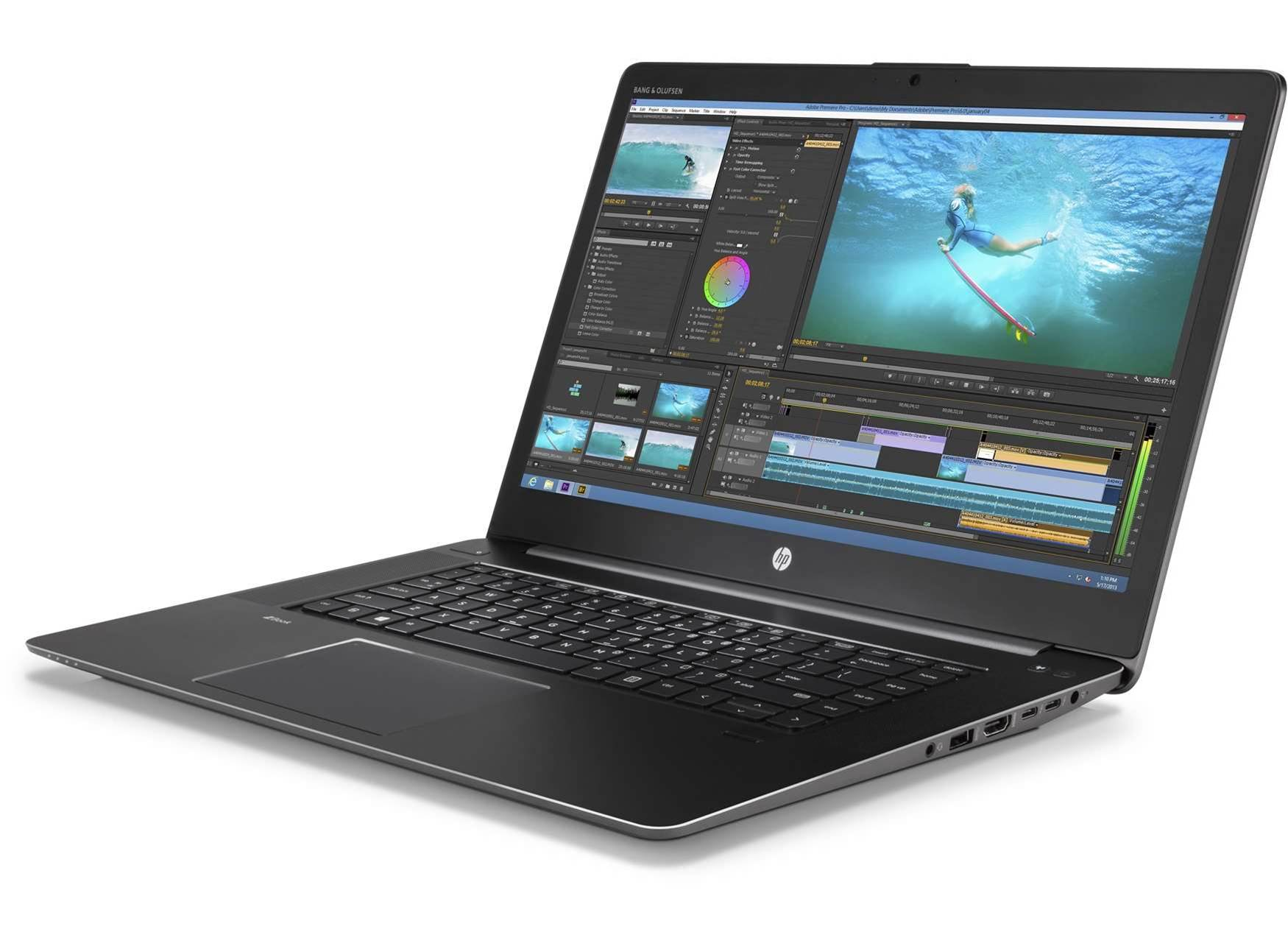 Review: HP ZBook Studio G3