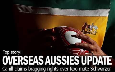 OS Aussies: Tim Cahill Beats Schwarzer