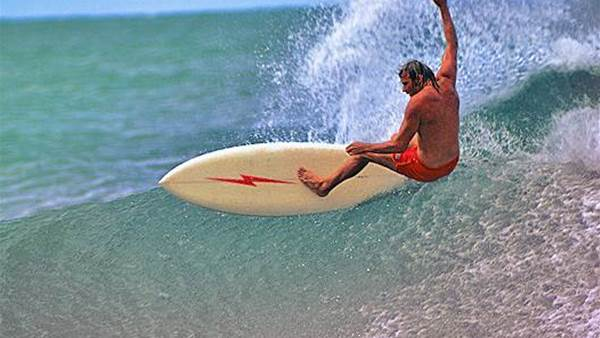 Ian 'Kanga' Cairns – Pro surfing's original power surfer