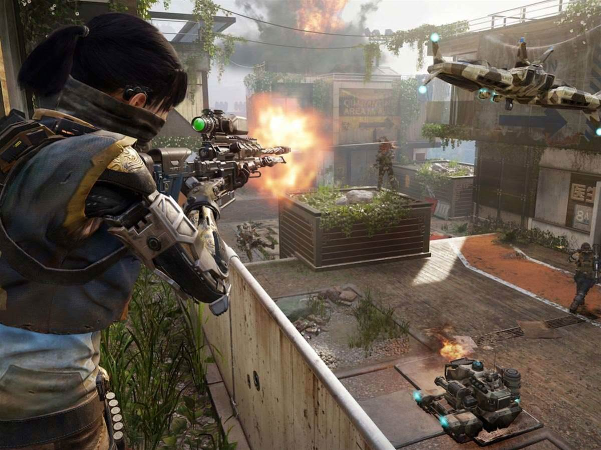 Call of Duty: Black Ops III's multiplayer beta hits all platforms next month