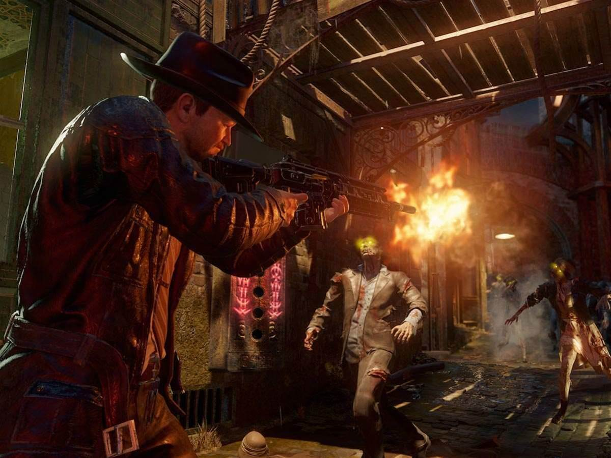 Call of Duty: Black Ops III zombies revealed