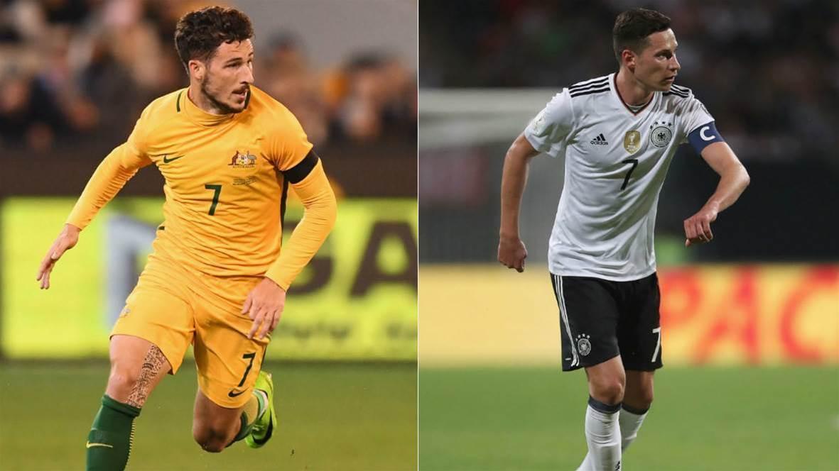 Preview: Australia v Germany