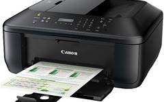 Canon's new PIXMA printers are aimed at home office users
