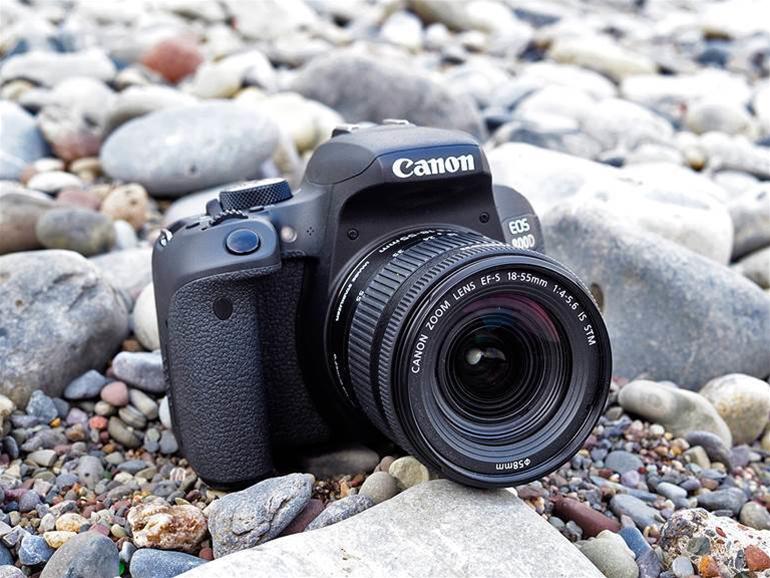 Review: Canon EOS 800D