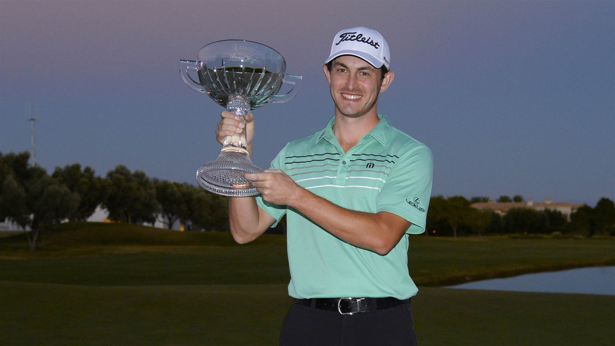 PGA TOUR: Cantlay the last man standing in Vegas