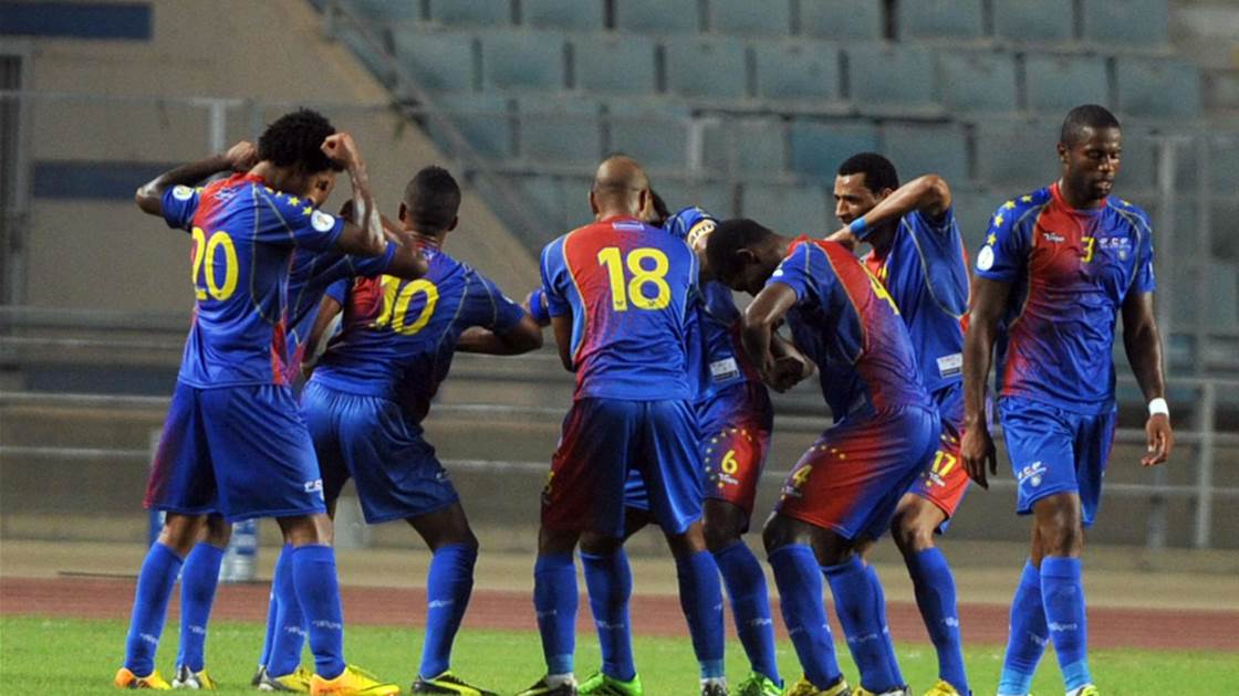 Cape Verde thrown out of World Cup qualifying