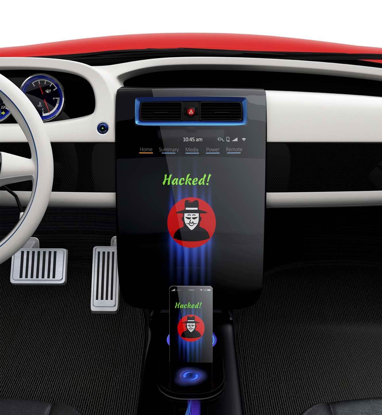 US govt issues cybersecurity guidance for car makers