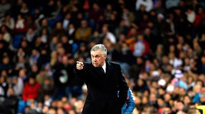 Ancelotti confident of catching Barcelona
