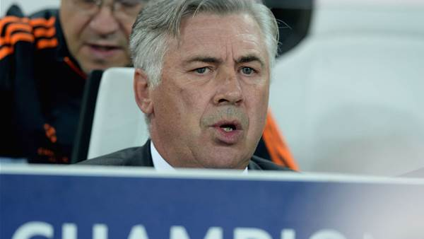 Ancelotti plays down Italy link