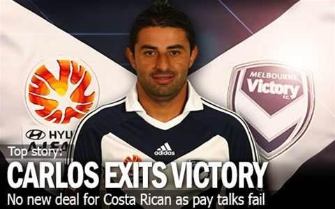 Hernandez Exits Melbourne Victory